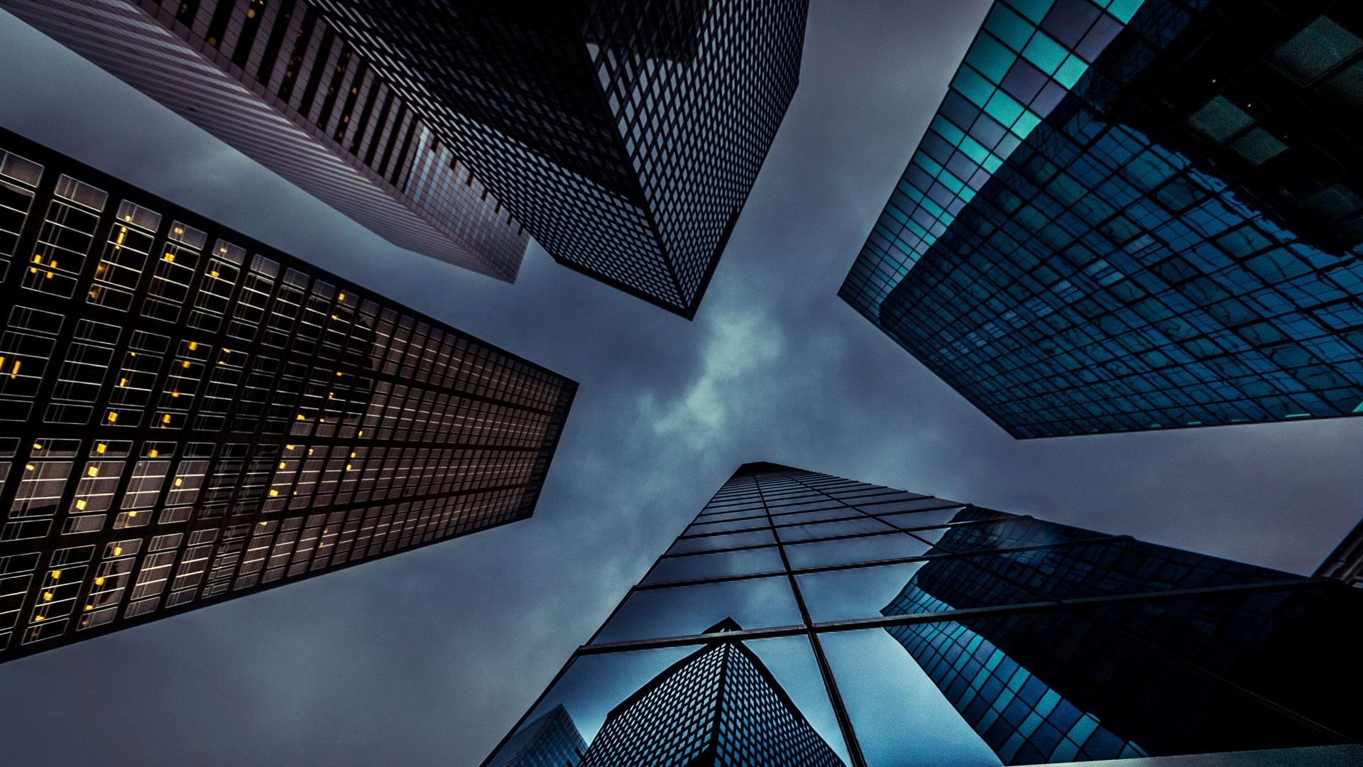 Four Corners Manhattan New York City Usa Windows 10 Spotlight
