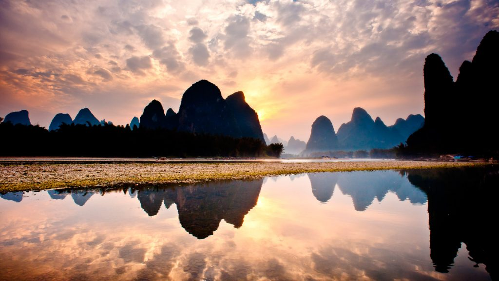Lijang Li River, Xingping Guilin province, China