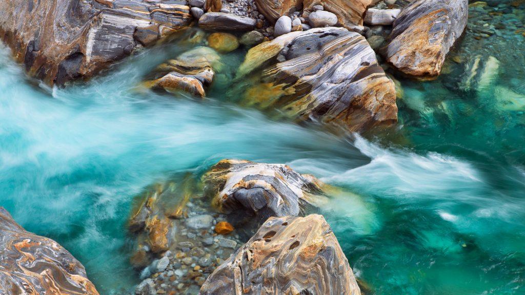 River Verzasca, Valle Verzasca, Locarno, Ticino, Switzerland