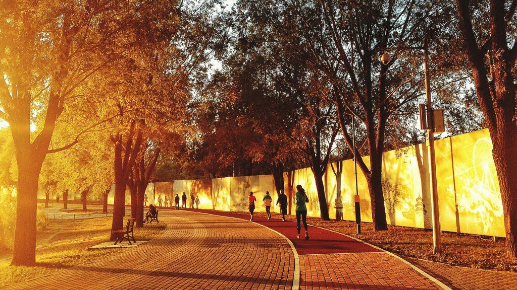 Chaoyang Park, Beijing, China