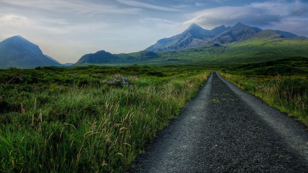 Sgurr nan Gillean, Am Basteir, Sgurr a Bhasteir, Sligachan, Isle of Skye, Scotland, UK