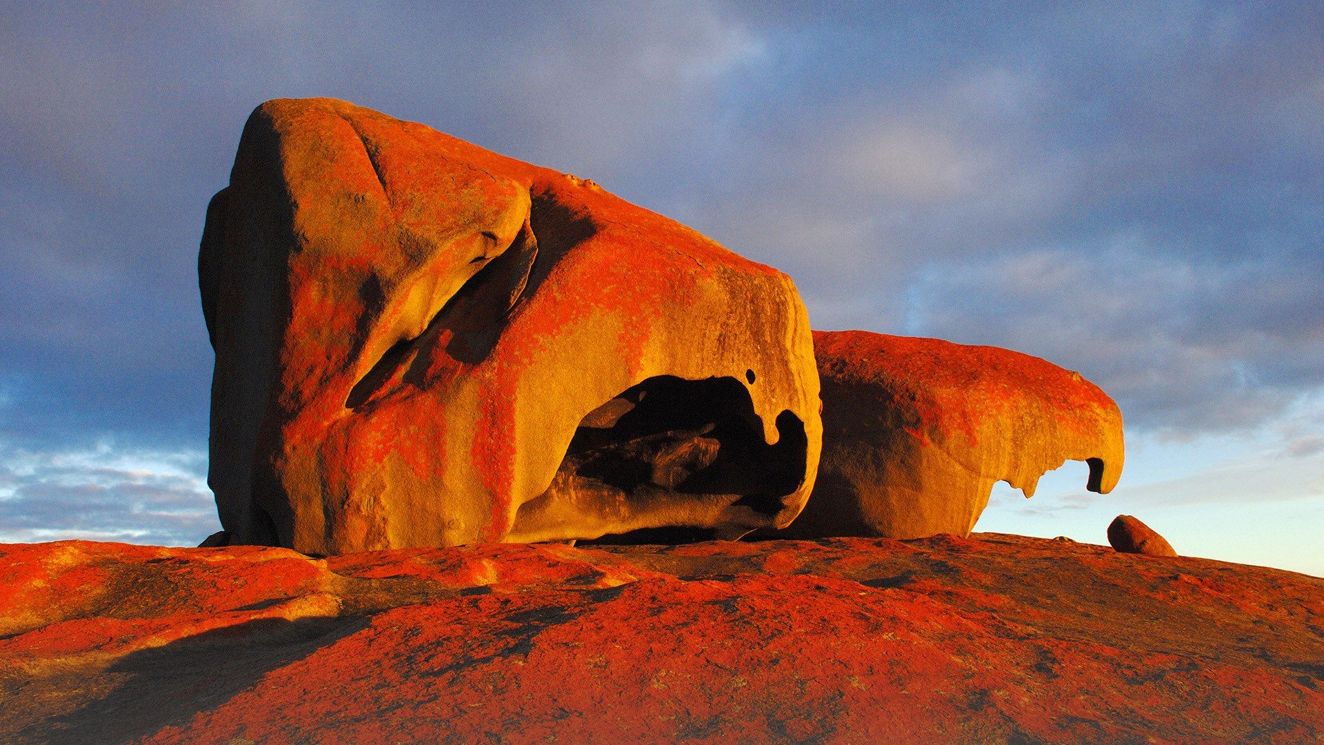 kangaroo island rock unique - photo #8