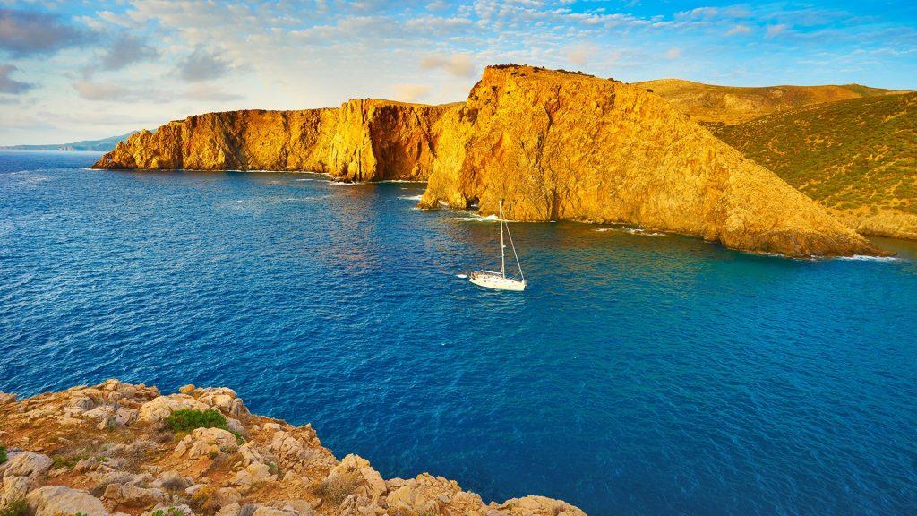 Sardinia Island - Cala Domestica Bay, Buggerru, Italy