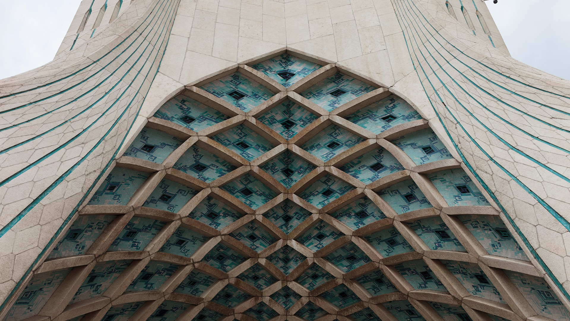 Azadi Tower in Tehran, Iran | Windows 10 SpotLight Images
