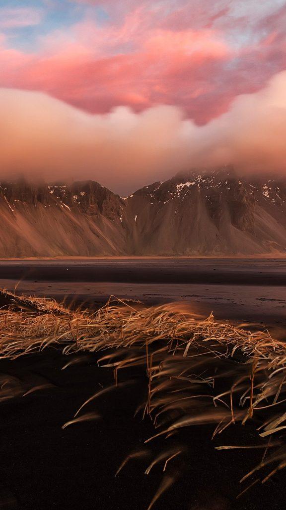 Sunrise Over Stokksnes Near H 246 Fn Iceland Windows 10