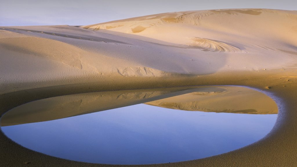 Umpqua Dunes, Oregon Dunes National Recreation Area, Lakeside, USA