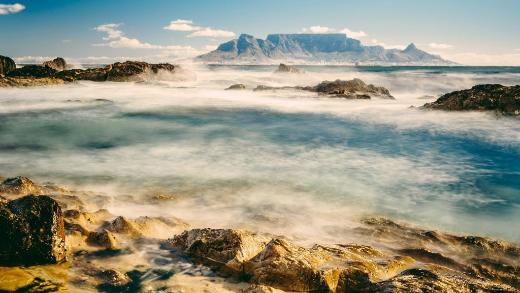 Bloubergstrand Cape Town Western Cape South Africa