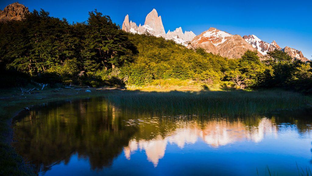 Mount Fitz Roy, Glaciers National Park, Argentina