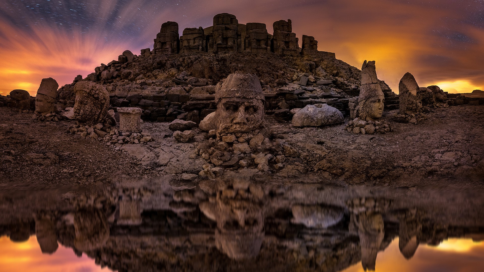 Mount Nemrut, Check Out Mount Nemrut : cnTRAVEL
