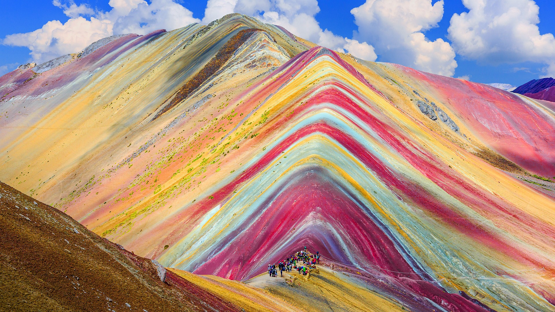 Image result for RAINBOW MOUNTAIN PICTURES