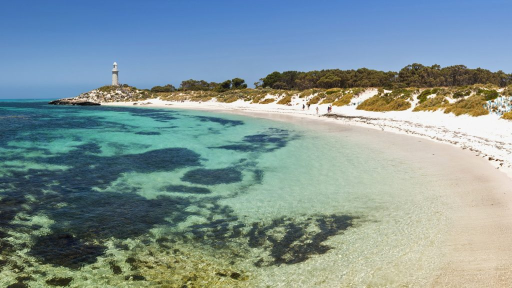 The Basin at Rottnest Island, Fremantle, Perth, Western Australia