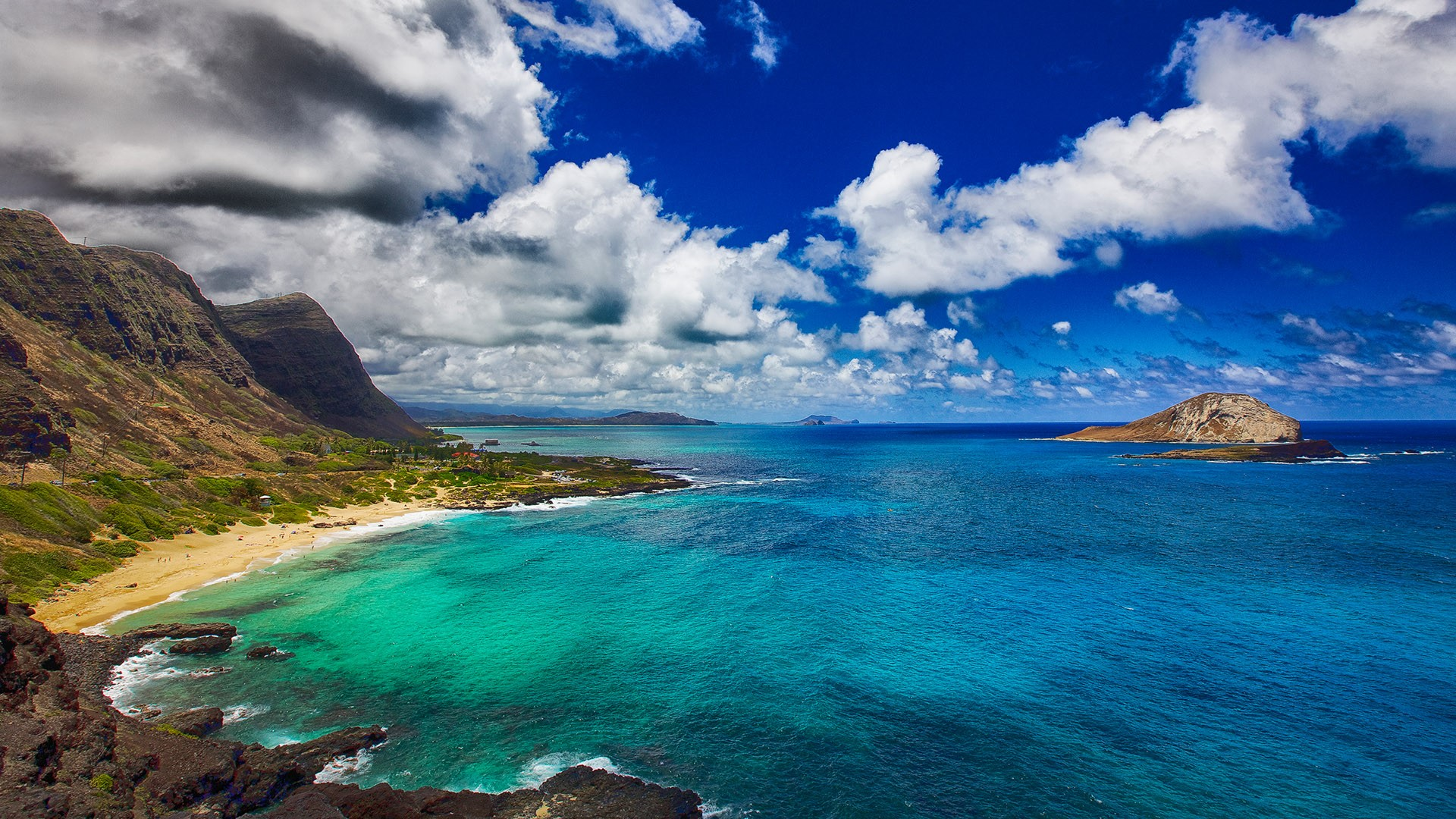 Rabbit Island And Makapu U Beach Park