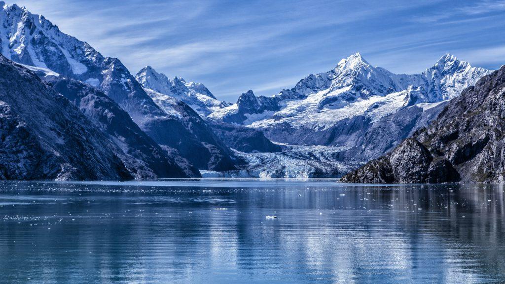 Glacier Bay National Park and Preserve, west of Juneau, Alaska, USA