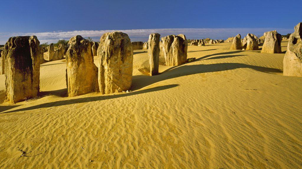 Pinnacles Desert, Nambung National Park, Western Australasia