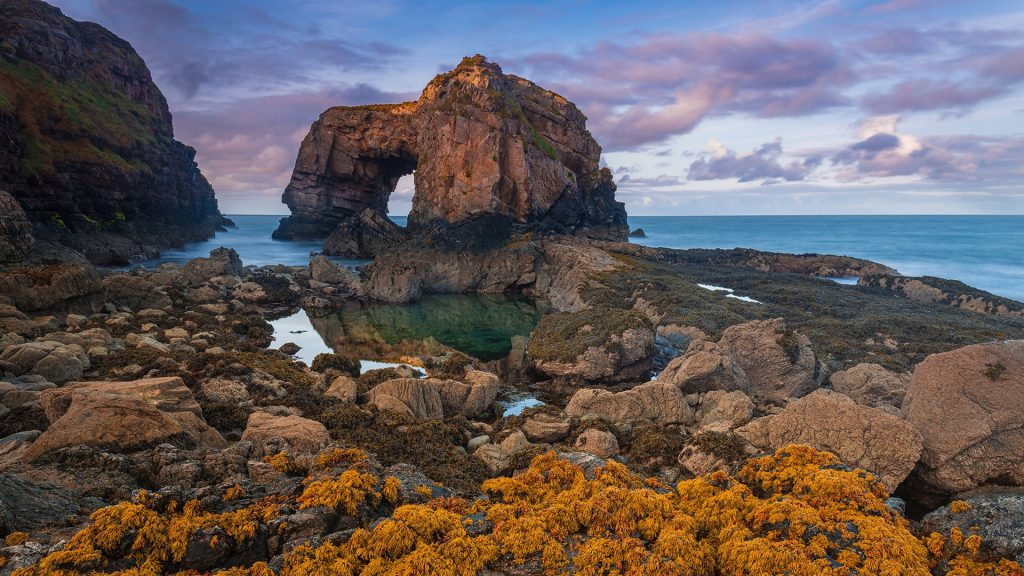 Great Pollet Arch, Fanad Head, Ireland