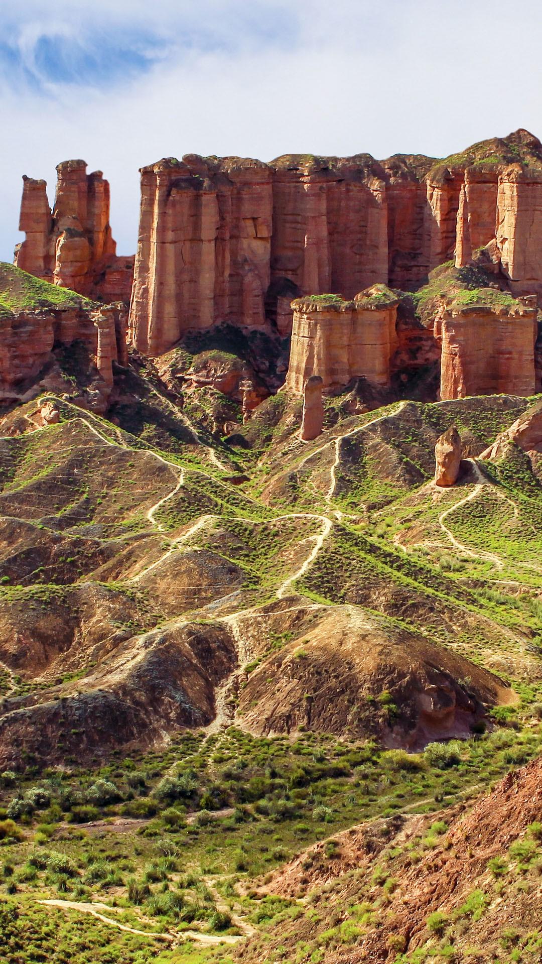 Zhangye Danxia Landform