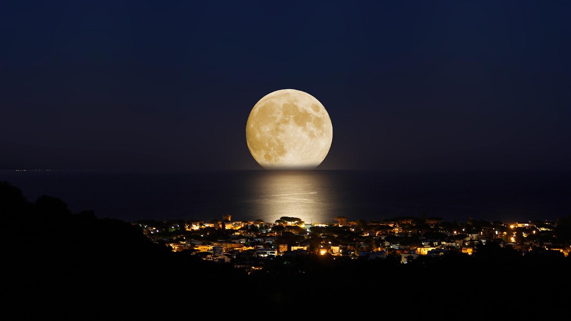 приходилось доброй ночи с луной фото картинки боль уходила, когда