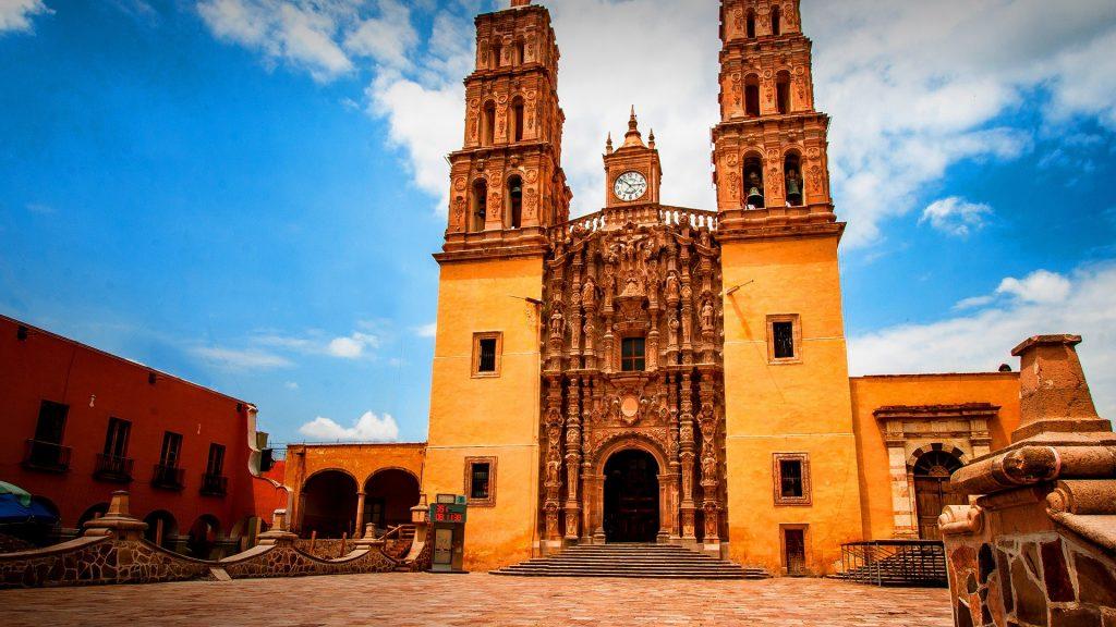 Cathedral Parroquia de Nuestra Señora de Dolores, Dolores Hidalgo, Guanajuato, Mexico