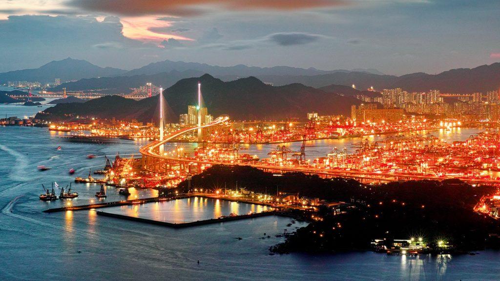 Hong Kong Container Terminal