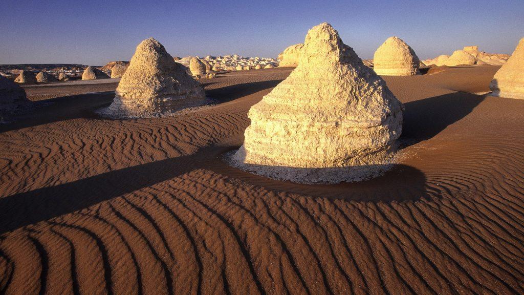 White Desert, Sahara, Egypt